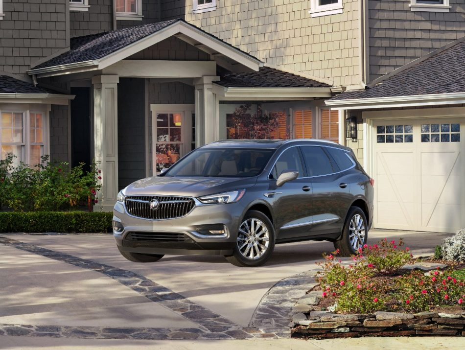 buick encore tow rating