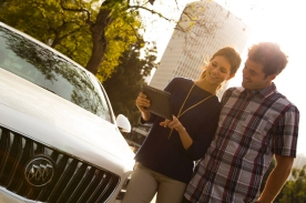 Buick, OnStar Usher in New Era of Road Trips