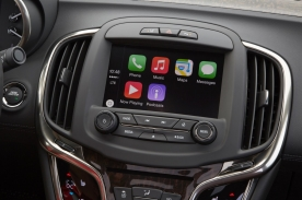 Apple CarPlay is standard in the 2016 model year Buick Regal and LaCrosse, providing a smarter, simpler way to use an iPhone while on the go. Buick is committed to providing the simplest connected driving experience possible to customers.