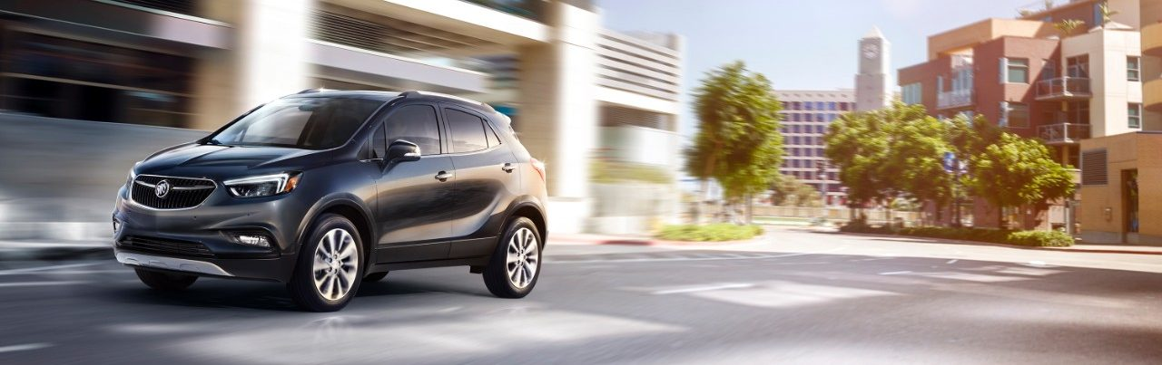 buick specifications overview encore autos front blue left review photos news ratings daily quarter ny small suv