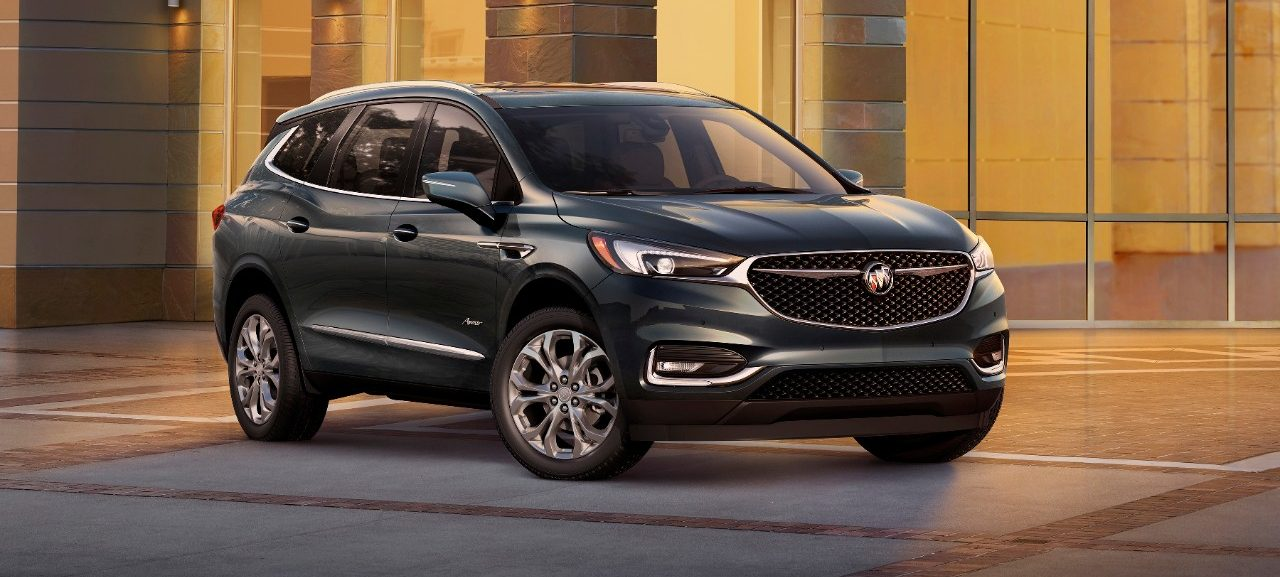 2018 Buick Enclave: Redesign, Styling, New Engines, Price >> First Ever Enclave Avenir Offers Progressive Family