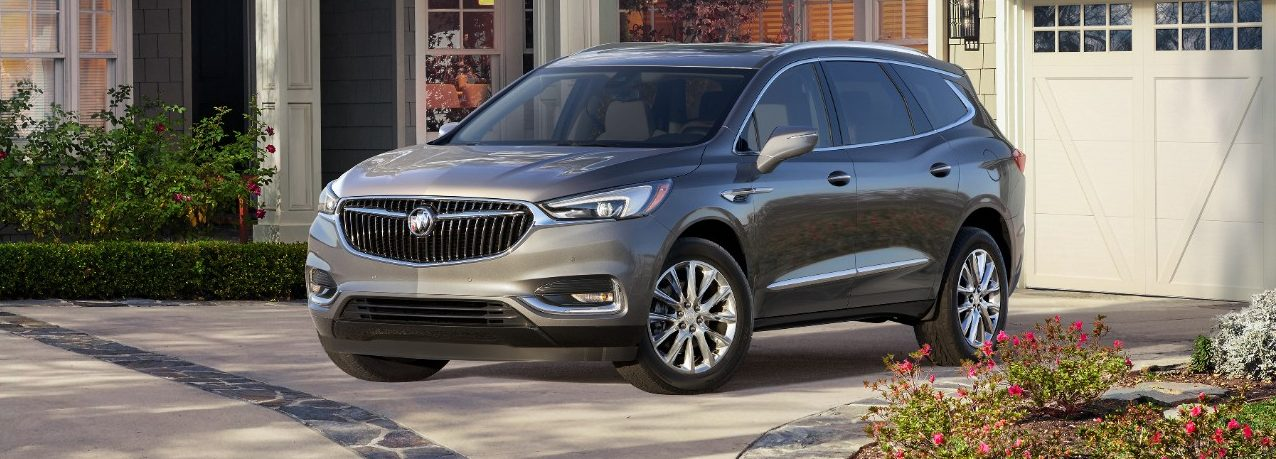 2018 Buick Enclave: Redesign, Styling, New Engines, Price >> Elegant Design And Functionality Define The All New Buick
