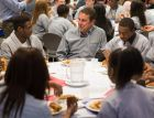 GM Hires Detroit HS Student Interns For Neighborhood Service Projects