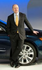Steve Girsky, General Motors Vice Chairman