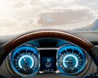 2013 Buick LaCrosse with eAssist Head-Up Display