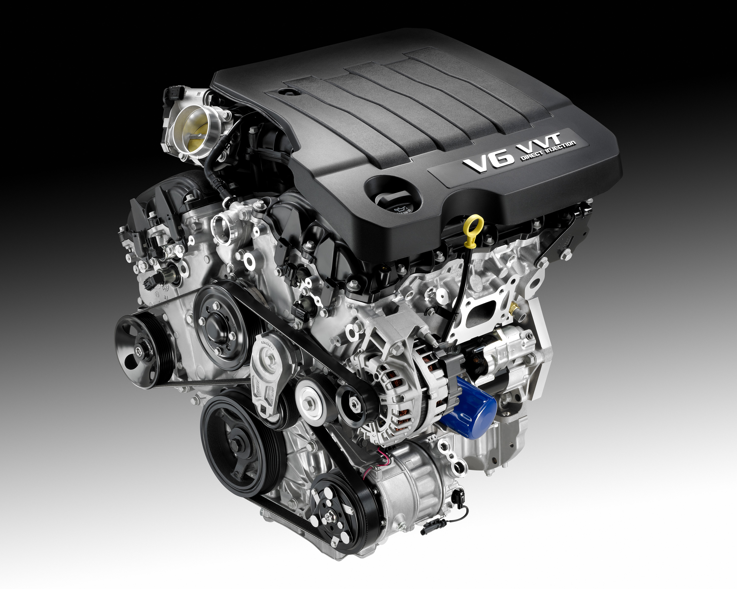 New V-6 Delivers Horsepower Boost to 2012 Buick LaCrosse