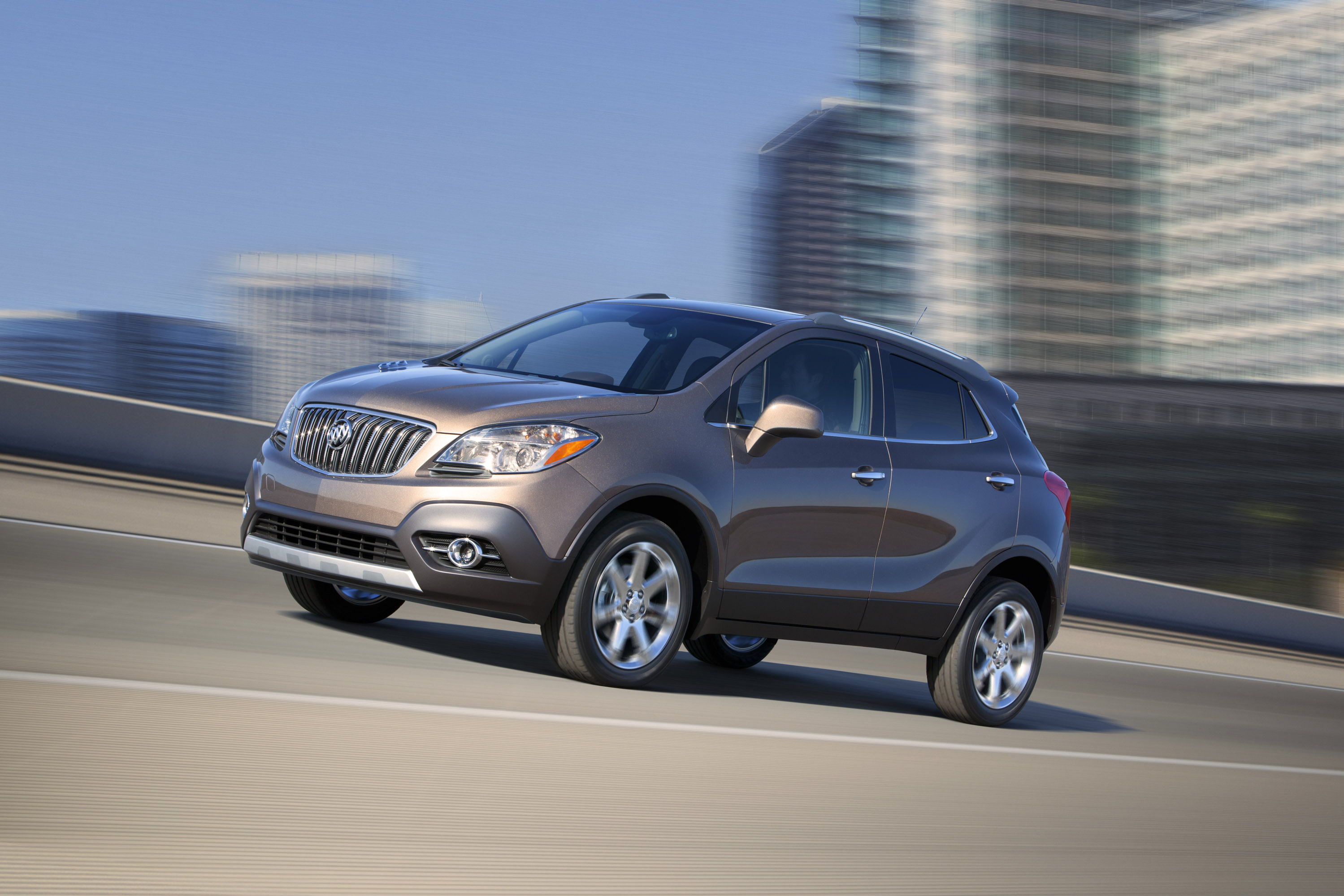 Buick encore to be most fuel efficient crossover from domestic automaker