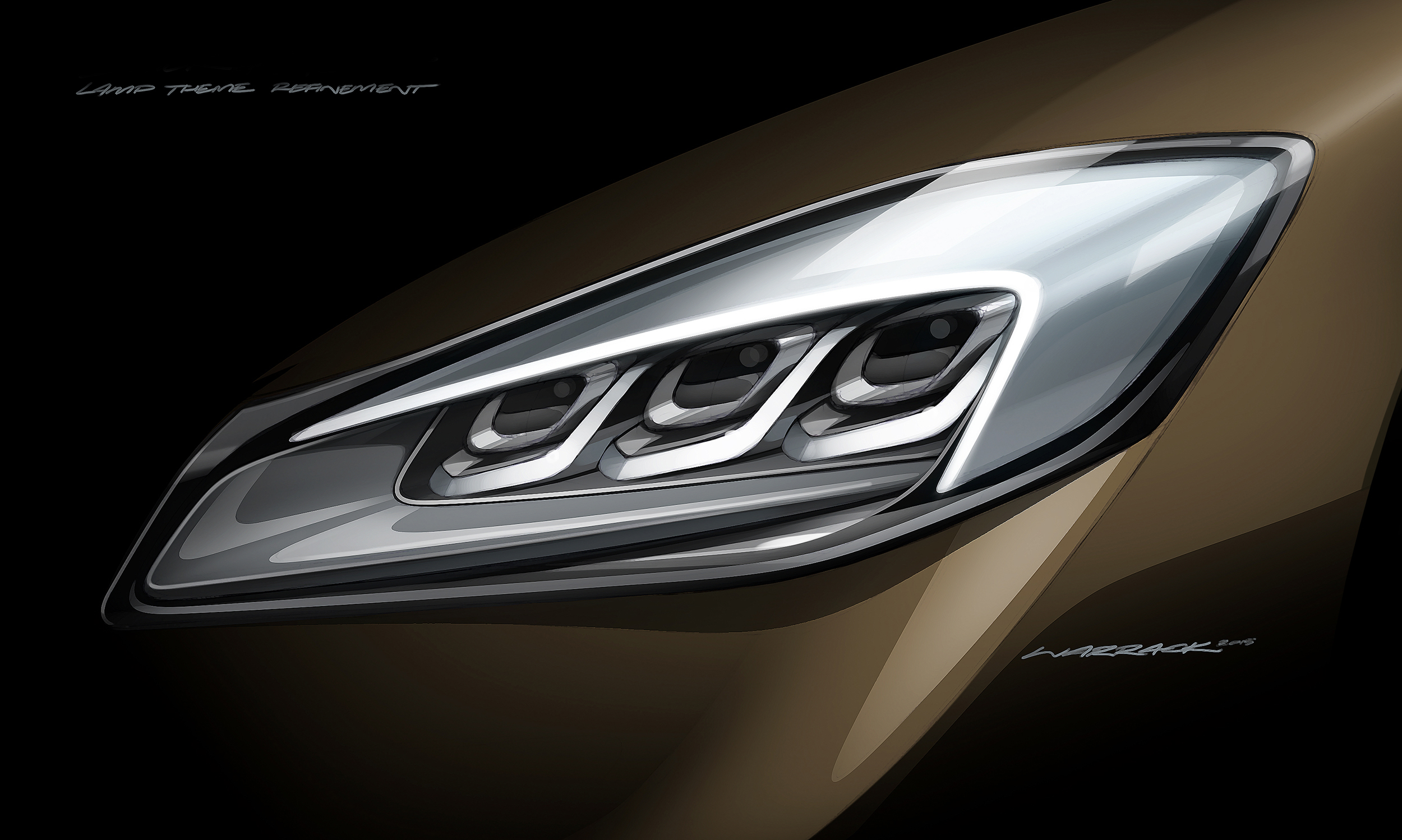 Avenir S Advanced Lighting Illuminates Future Buick Design
