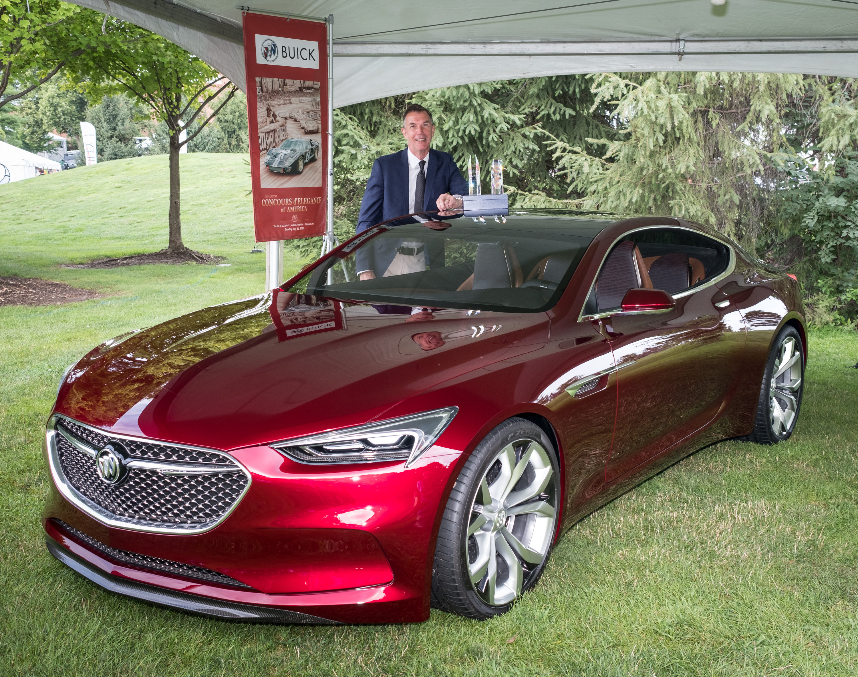 Buick Avista Named Concept Car Of The Year And Most Significant