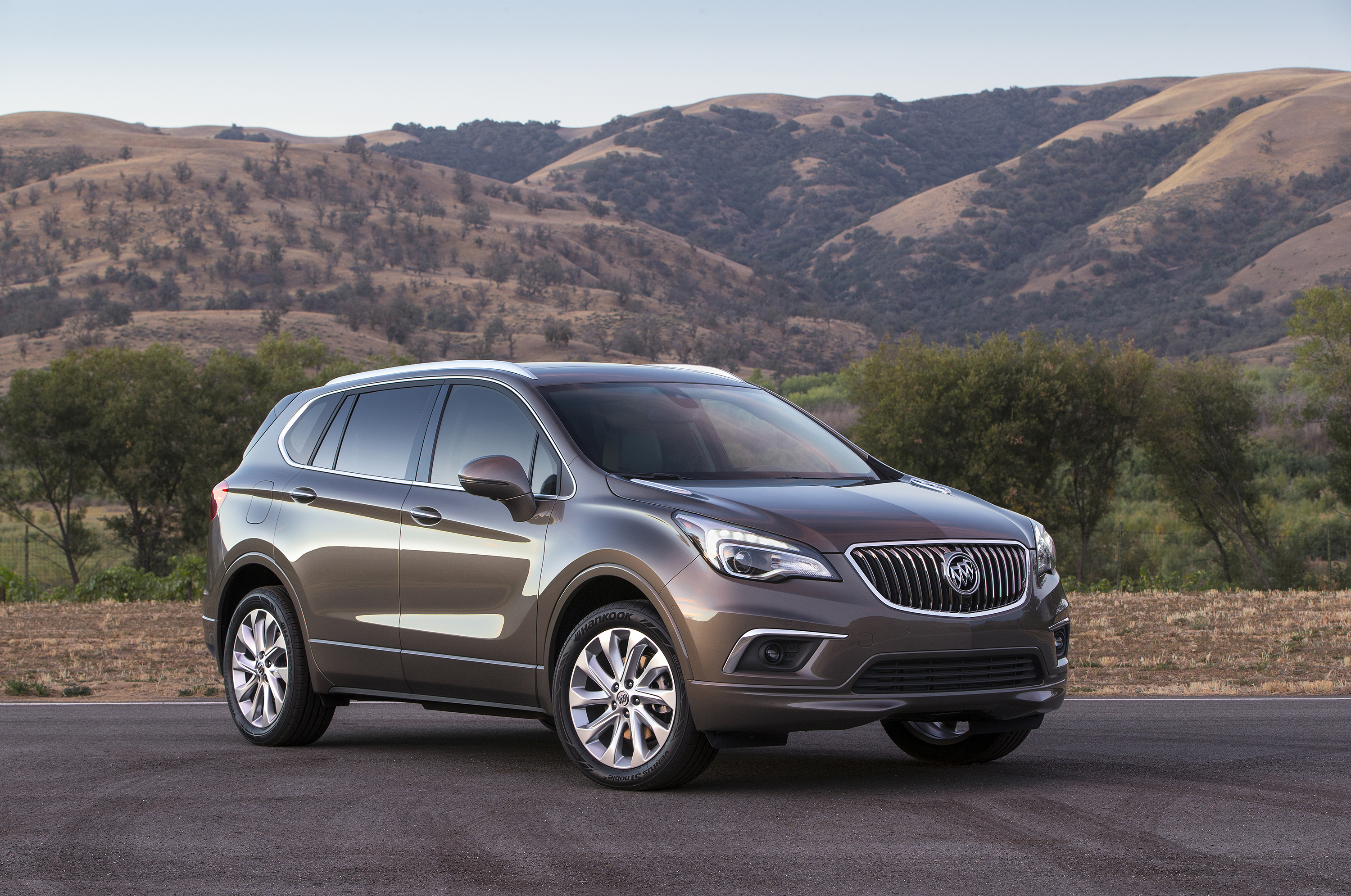 Buick Envision North American Market Fact Sheet