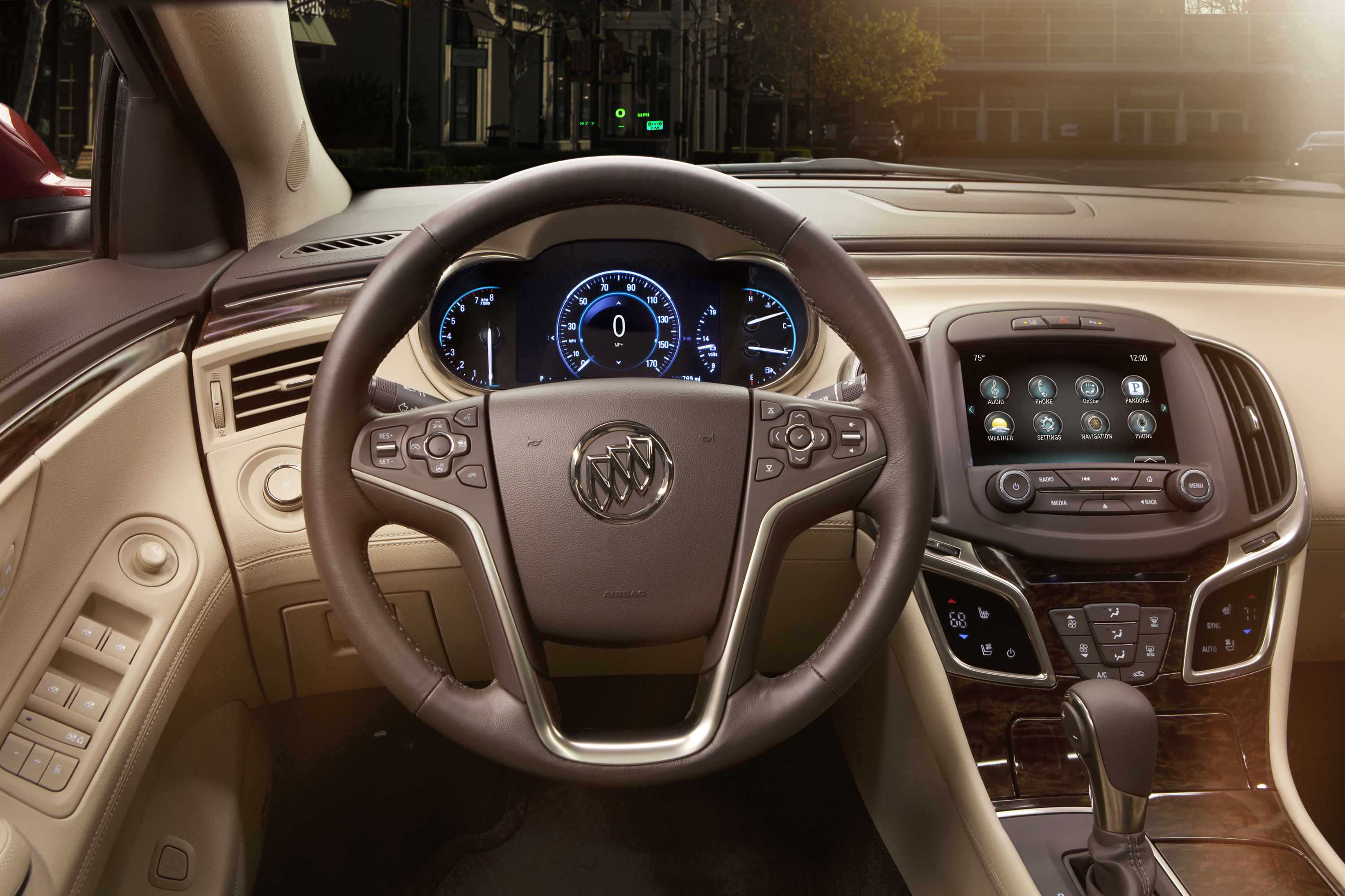 buick dsc review interior the lacrosse about truth cars