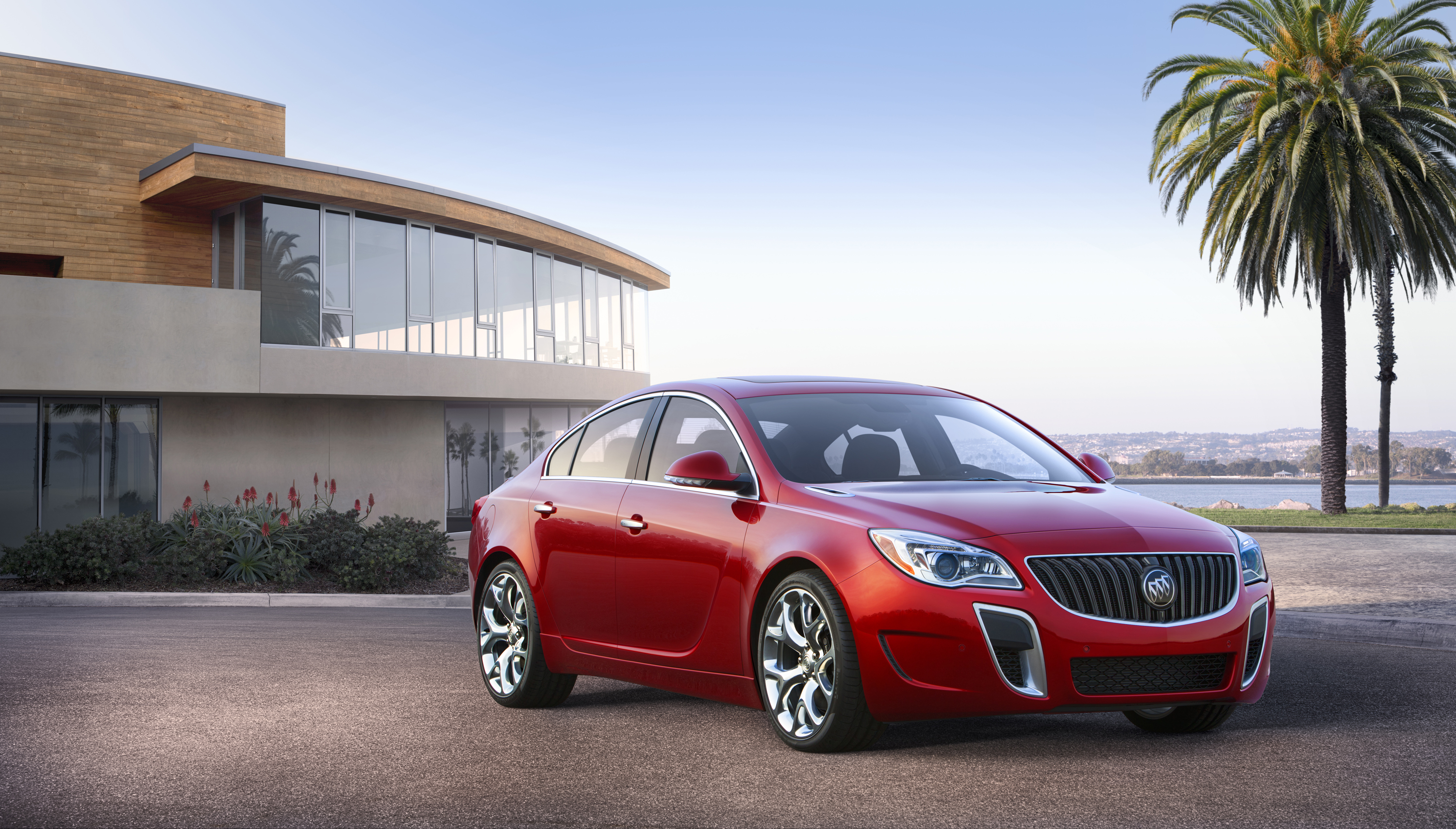 Buick Regal: Gasoline Specifications (U.S. and Canada Only)