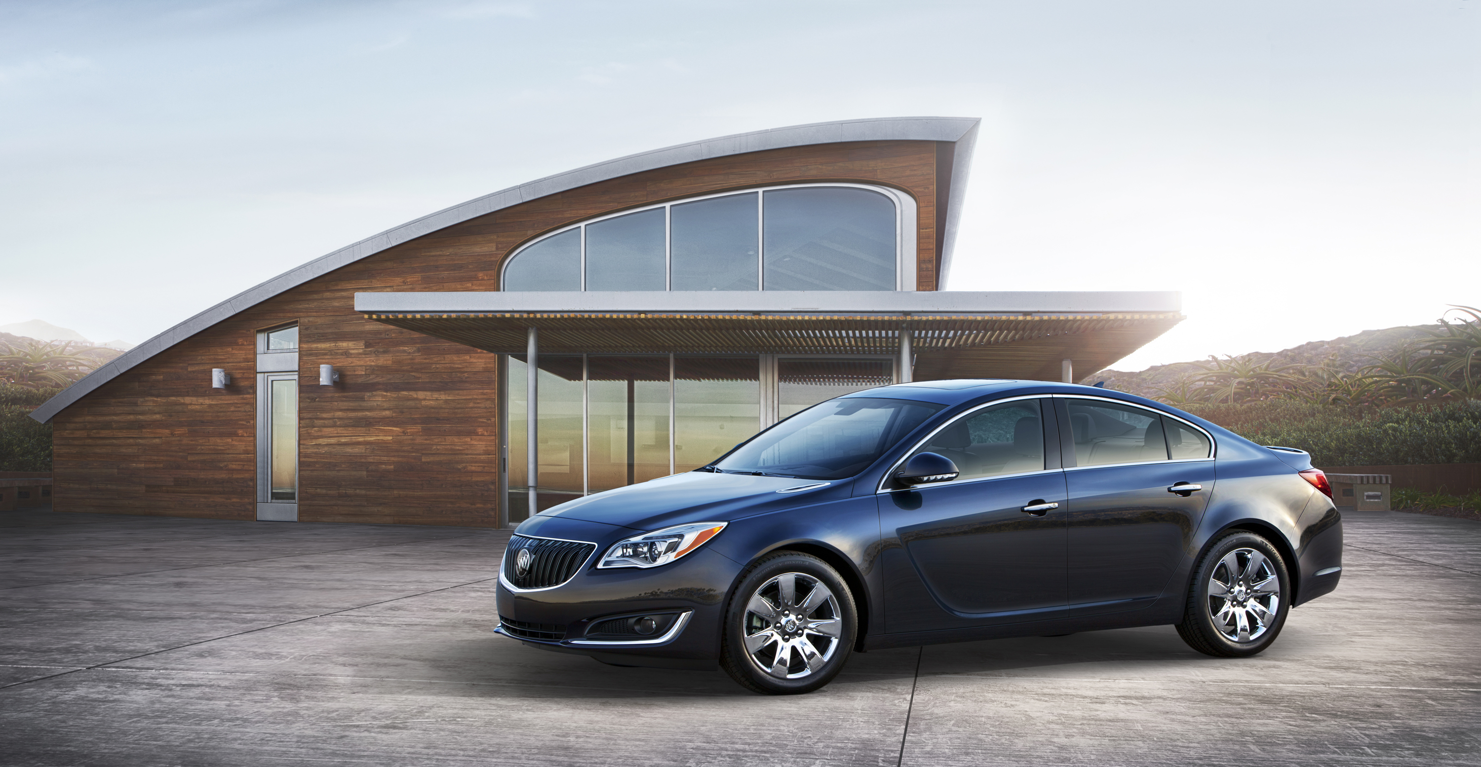 2014 Buick Regal Infused with New Technology
