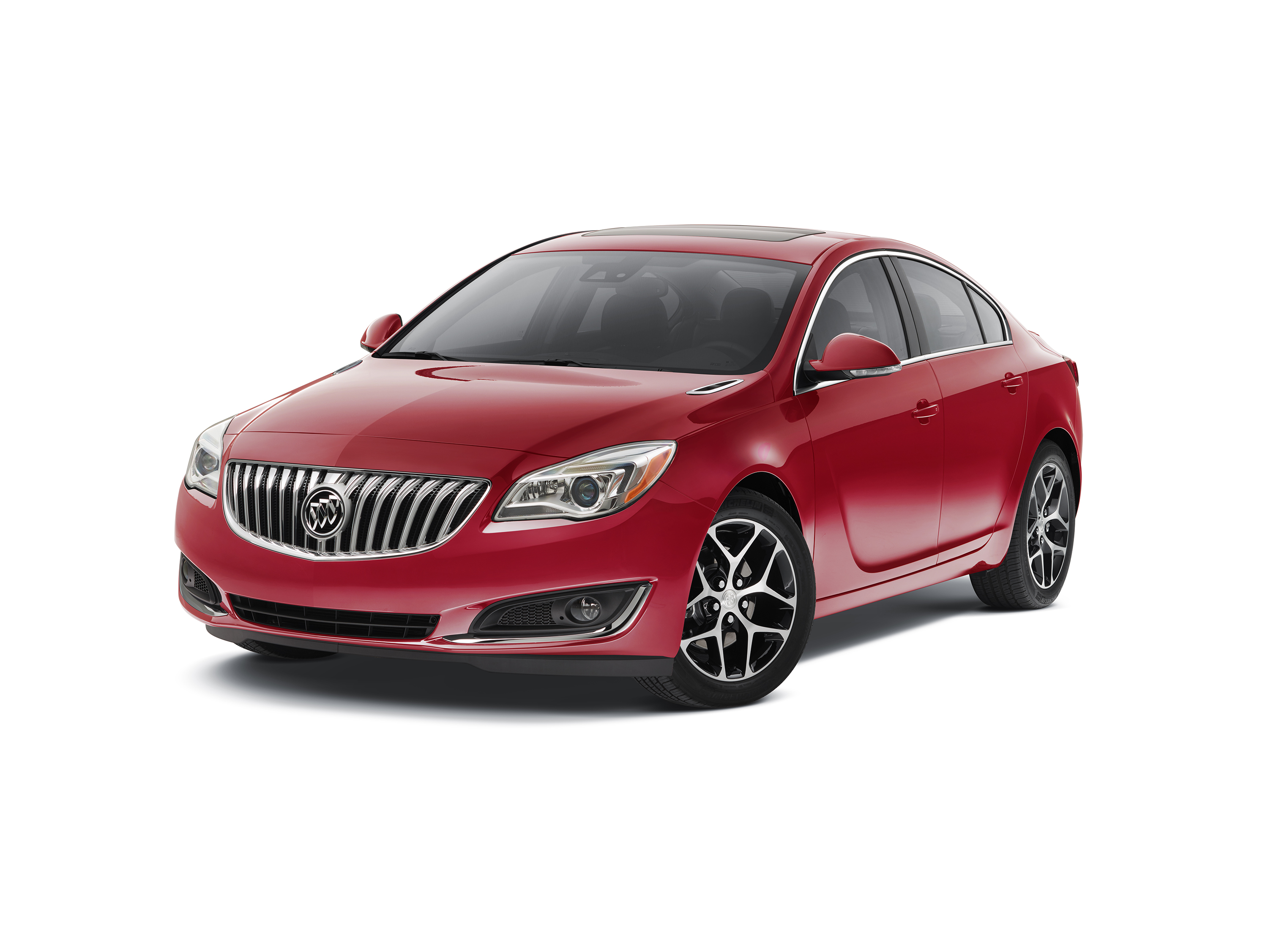 Buick Expands 2016 Sport Touring Lineup Verano Rear View Camera