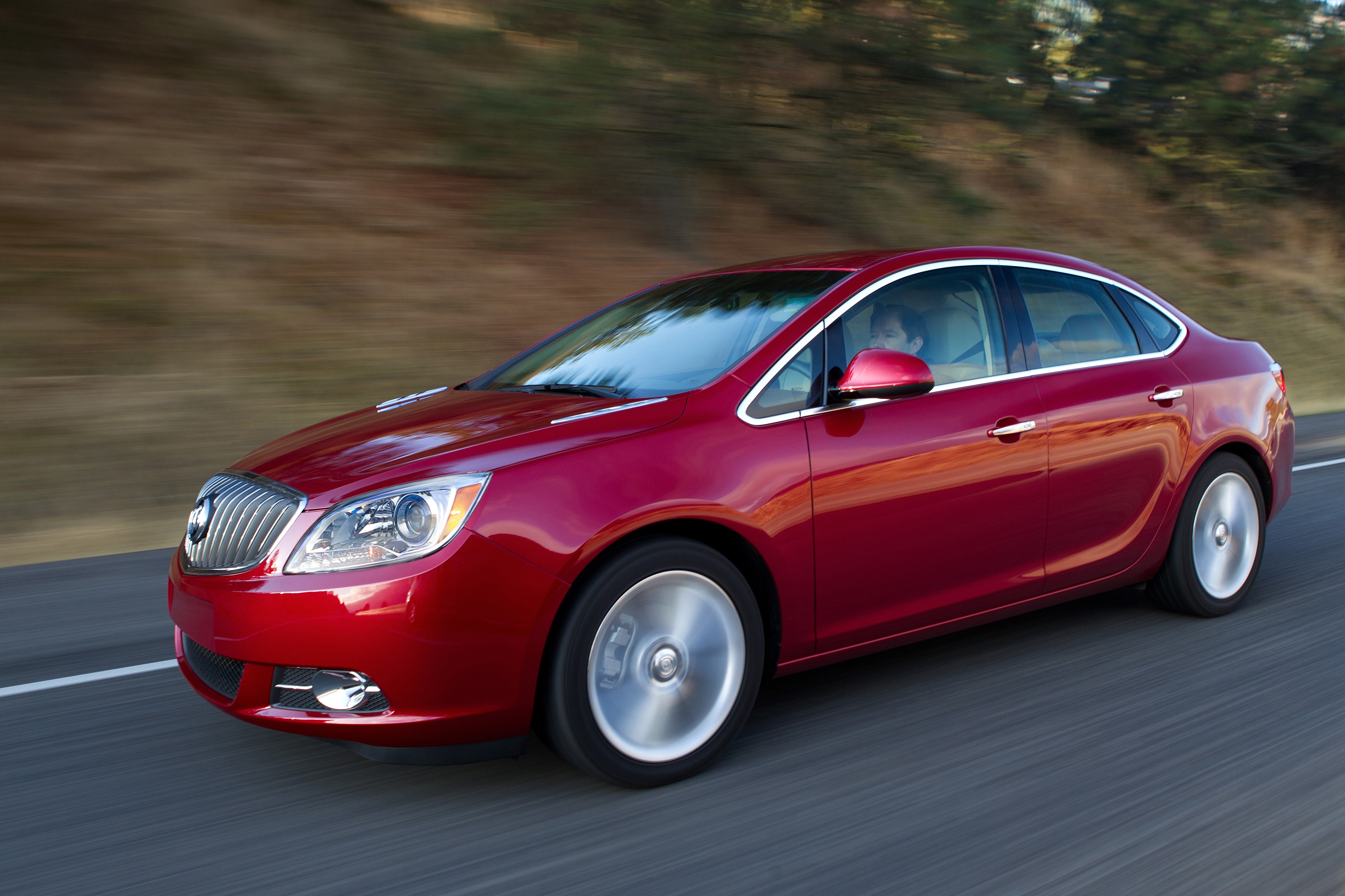 2014 Buick Verano Leather Group >> Buick Vehicles