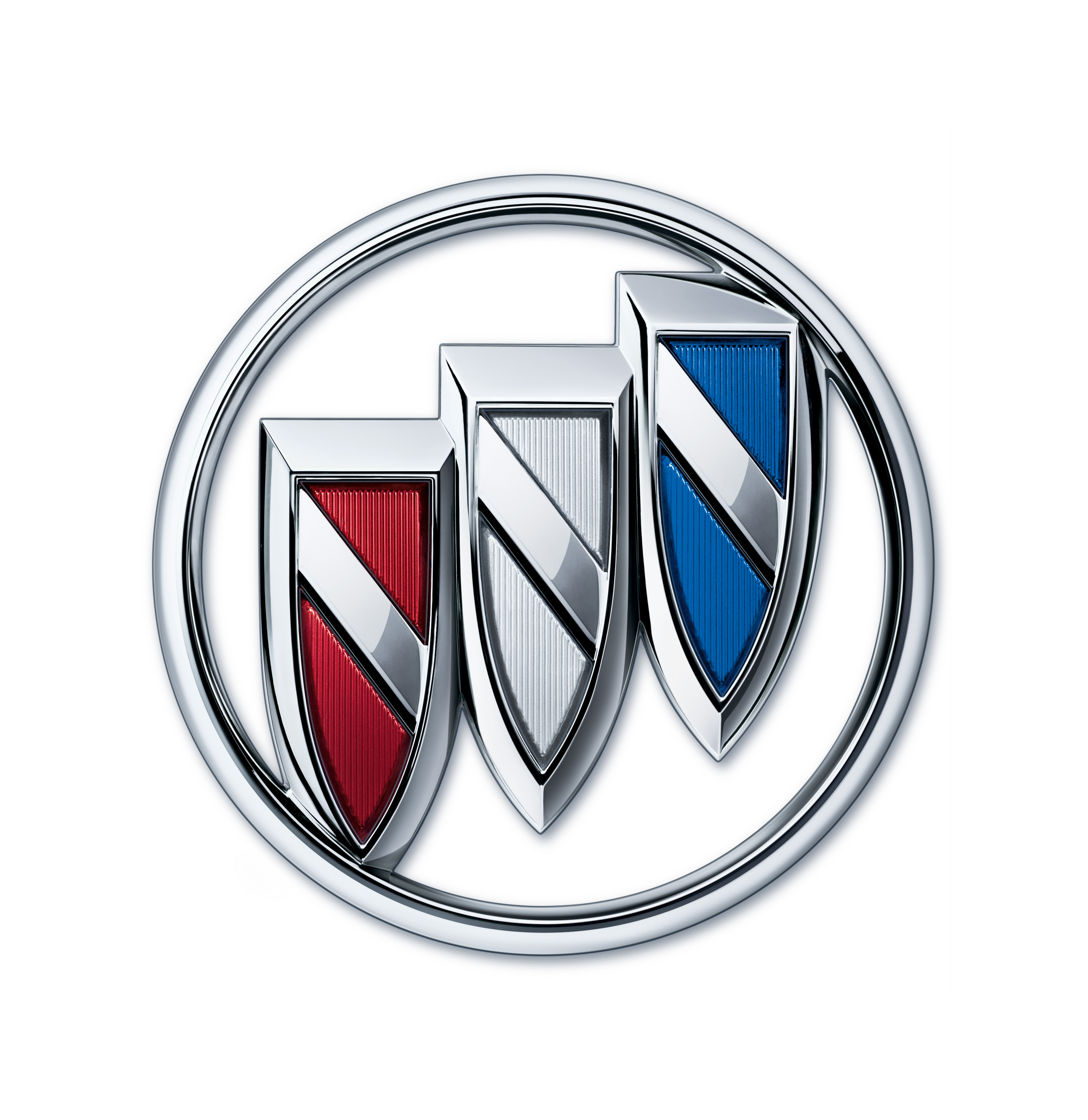 Revised Tri Shield Insignia Introduces New Face Of Buick